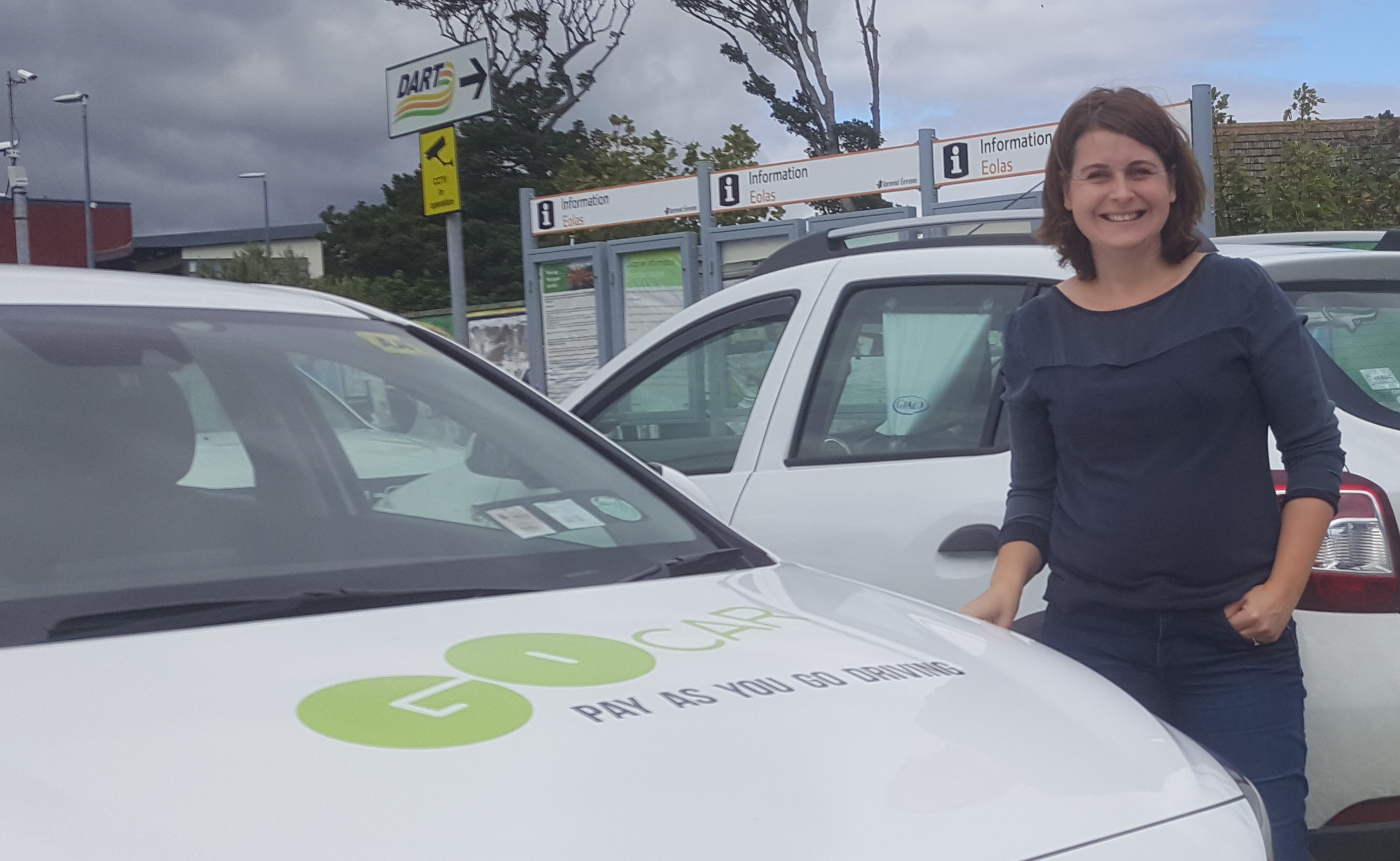 Whitmore welcomes Innovative Car Sharing for Greystones